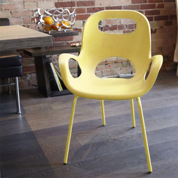 Стул дизайнерский oh chair жасминовый от Roomble