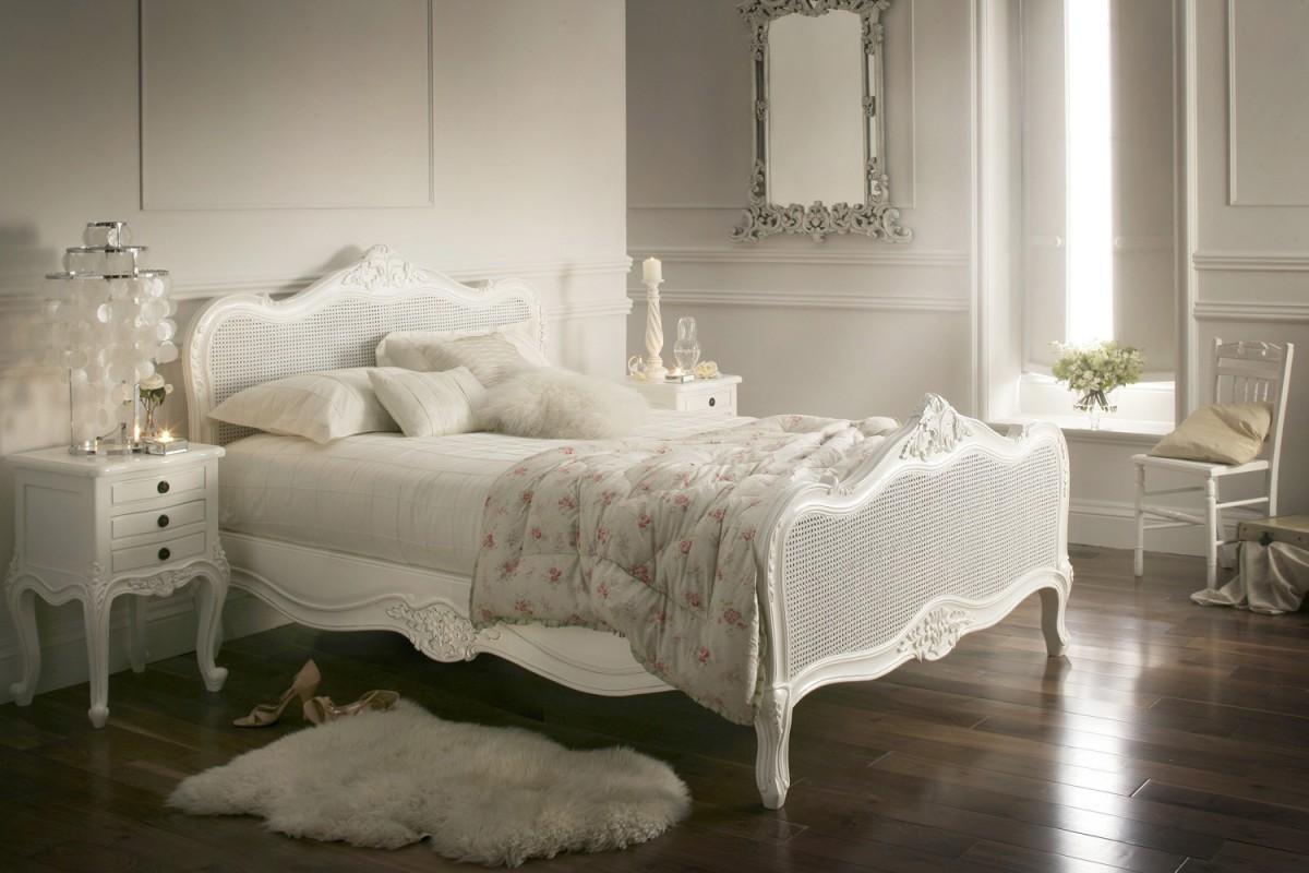 10 самых красивых белых спален