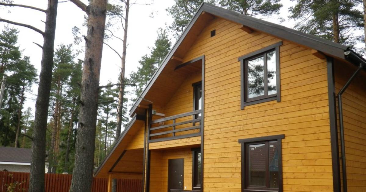 Как перепланировать и обустроить каркасный дом площадью 96 метров