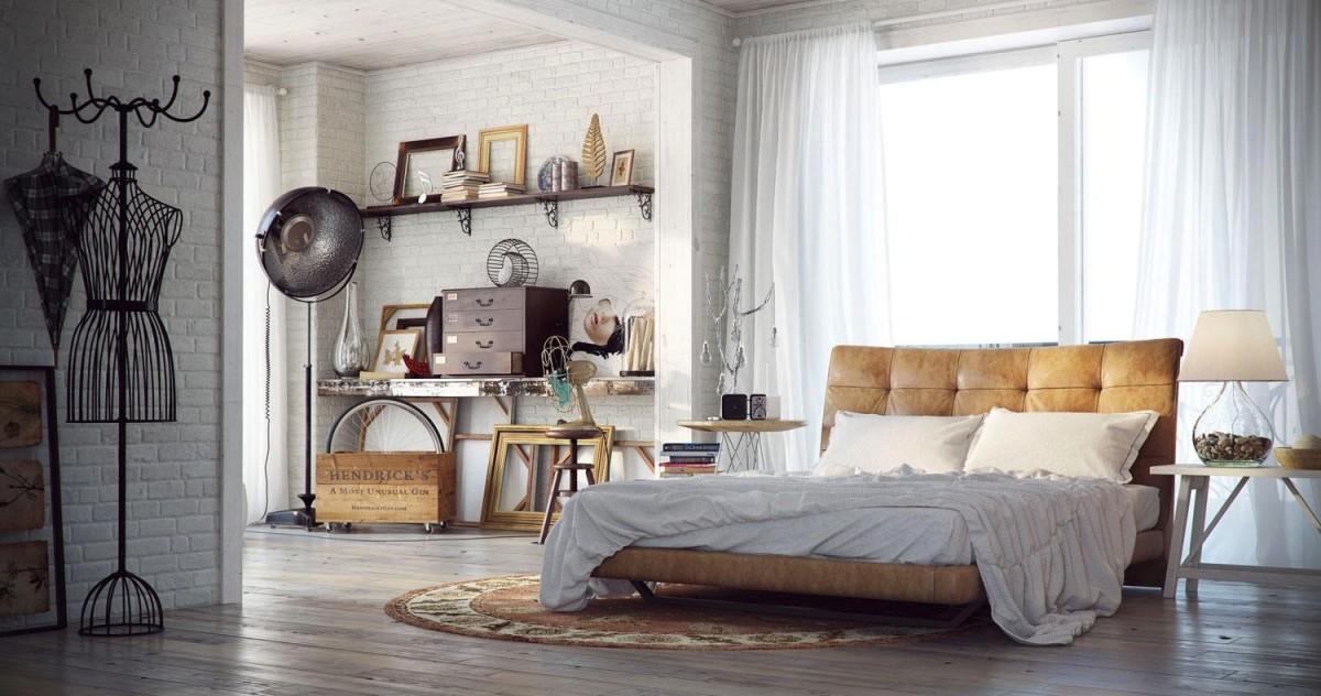 Как спасти спальню от шума за окном: советы дизайнеров и пара лайфхаков
