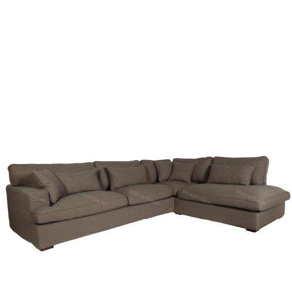Угловой диван Cleton от Roomble