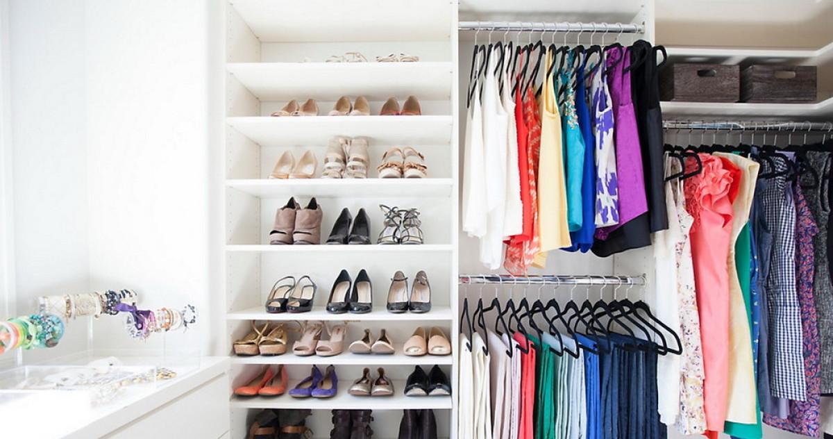 Как хранить летние вещи и где найти для них место: 10 полезных идей