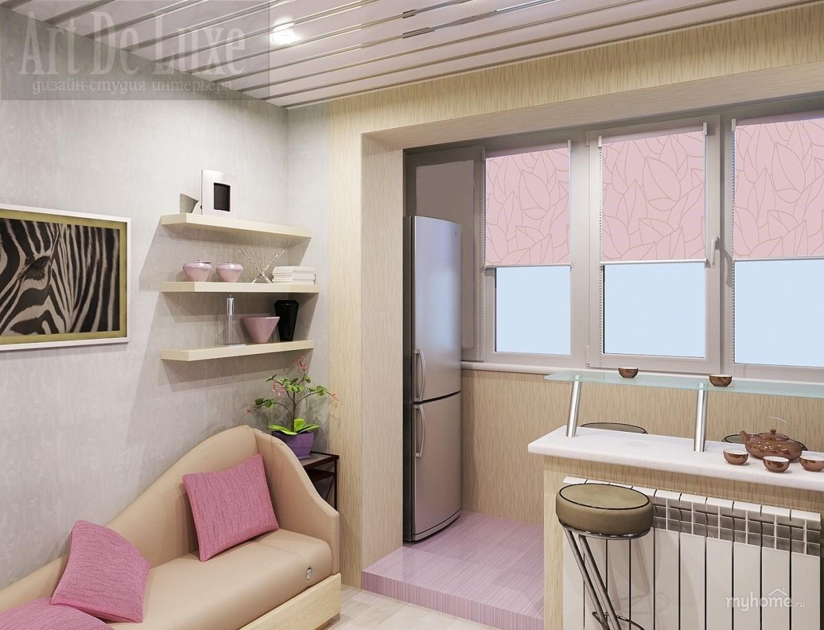 Как сделать из балкона дополнительную комнату: 25 идей и 6 шагов