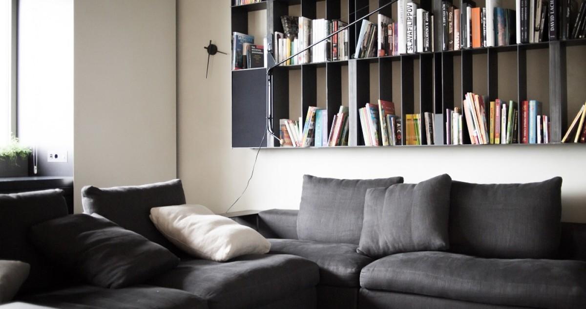 В гостях у Roomble: Павел Абрамов, сторонник минимализма и строгих принципов