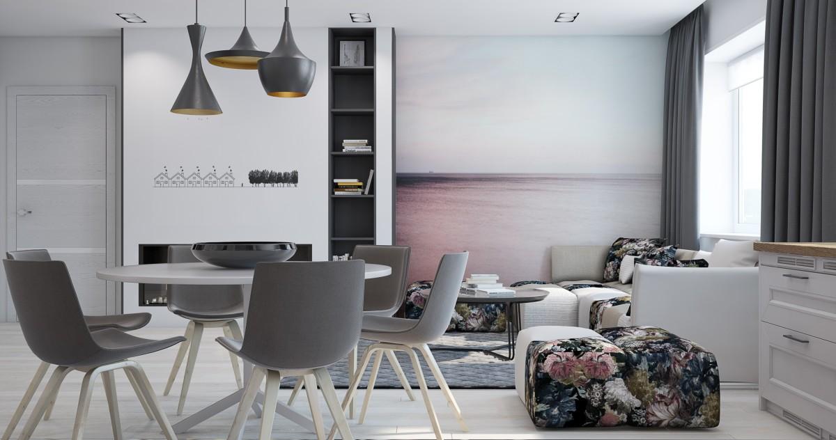 4 месяца на ремонт: квартира для молодой семьи