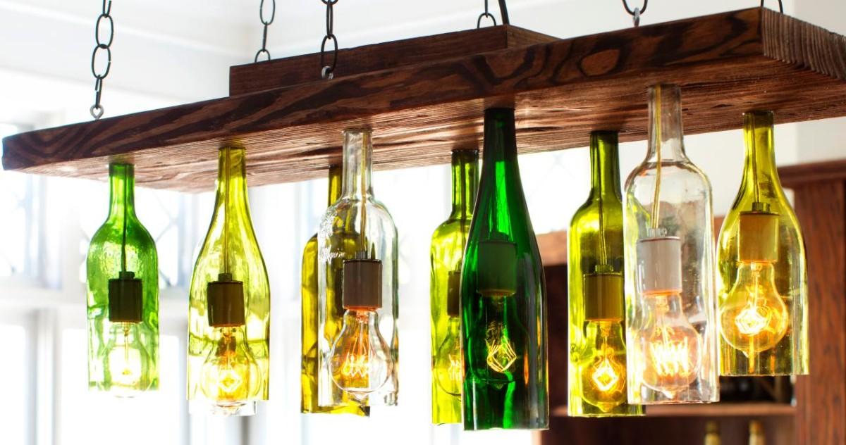 Что делать с оставшимися бутылками: 17 крутых идей