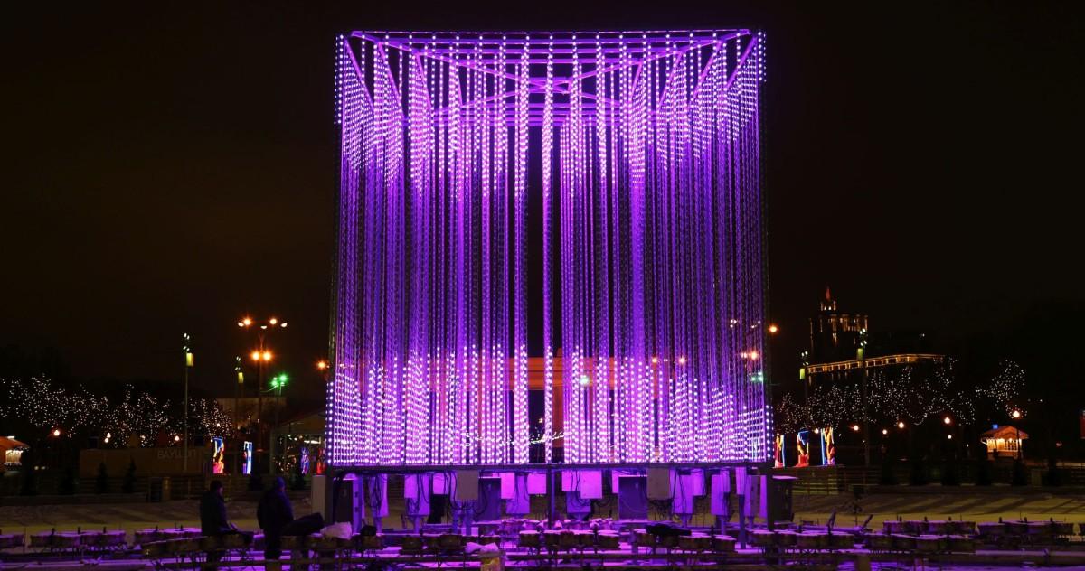 Дизайн света: лучшие иллюминации Москвы от RVA