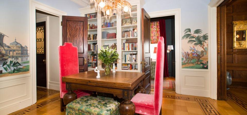 Интерьерные предпочтения знаменитостей: апартаменты Теа Леони на Манхэттене