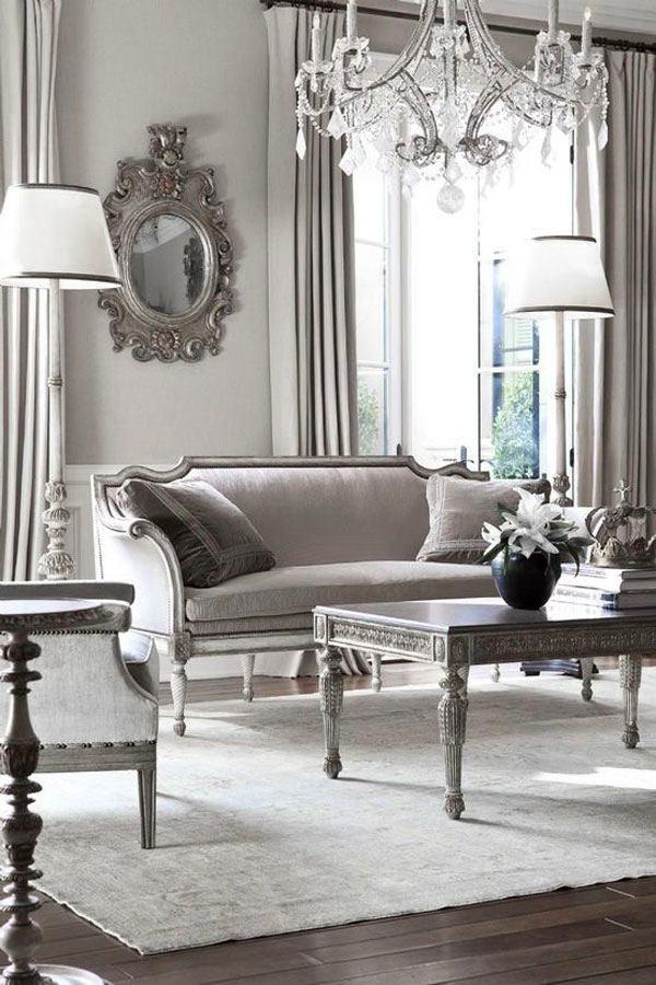 Гостиная, холл в цветах: бирюзовый, черный, серый, светло-серый, белый. Гостиная, холл в стиле классика.