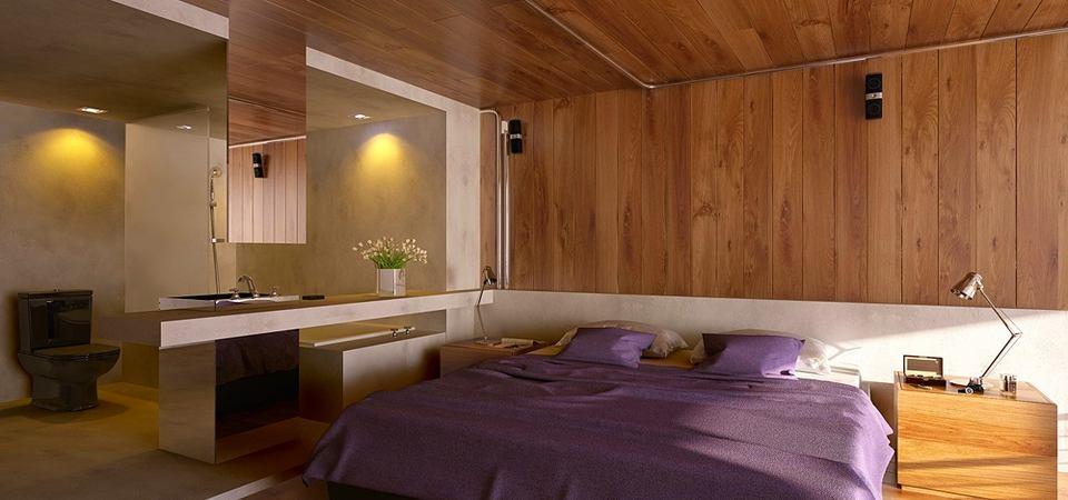 Как обустроить спальню, в которой мало света