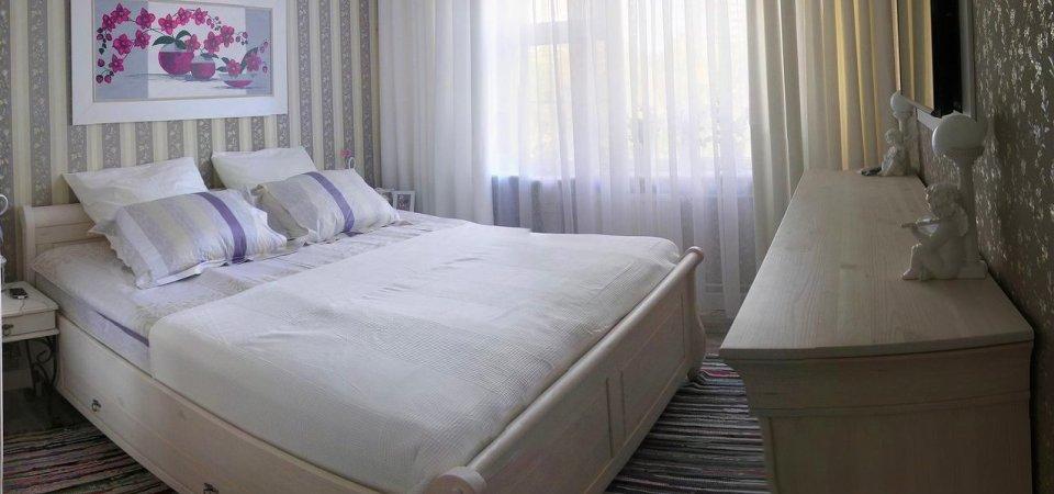 Ремонт своими руками: спальня в стиле прованс