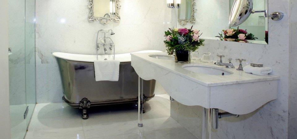 Как сэкономить пространство ванной: 7 эффективных приемов