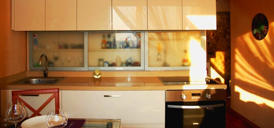 Наш репортаж: как Анжелика ремонтировала свою кухню