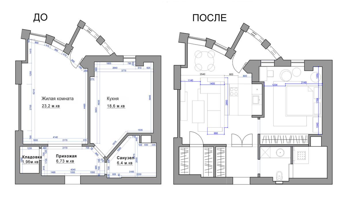 Архитектура в цветах: черный, серый, светло-серый, белый. Архитектура в .