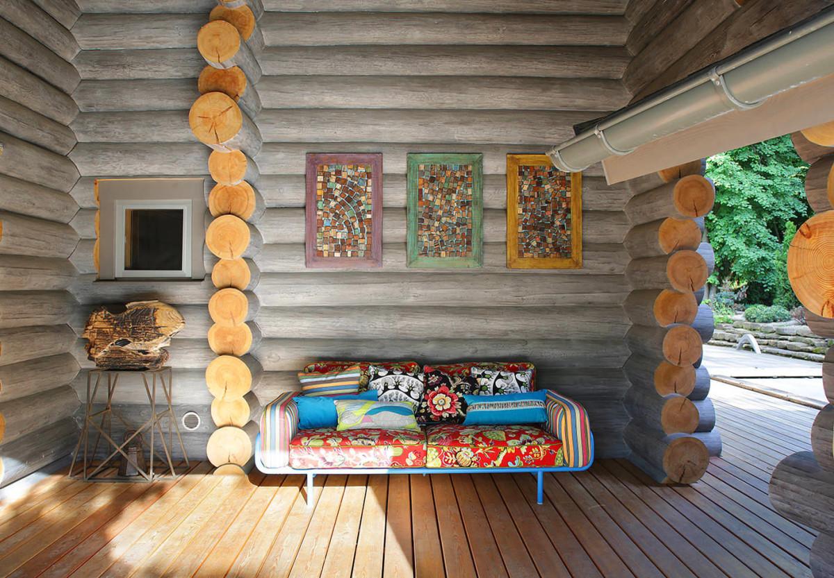 Архитектура в цветах: желтый, черный, серый, светло-серый, белый. Архитектура в стилях: минимализм, кантри, этника, экологический стиль, эклектика.