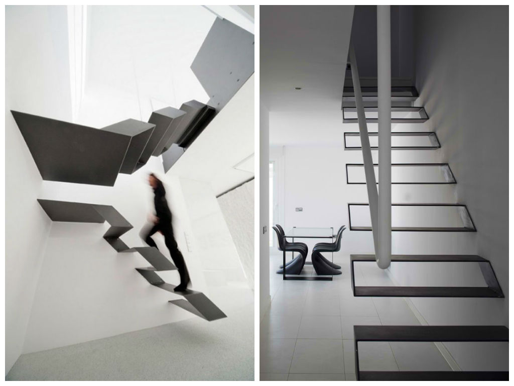 Гостиная, холл в цветах: черный, серый, светло-серый. Гостиная, холл в стиле модерн и ар-нуво.