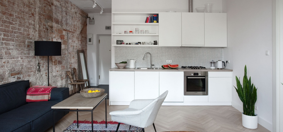 Как добиться равновесия между стилями в интерьере квартиры