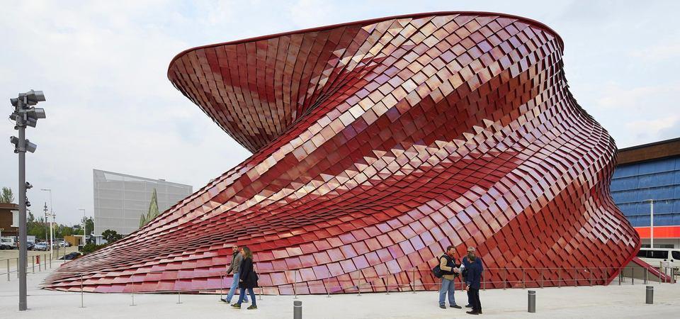 Гид для профи: самая крутая архитектура павильонов выставки EXPO-2015