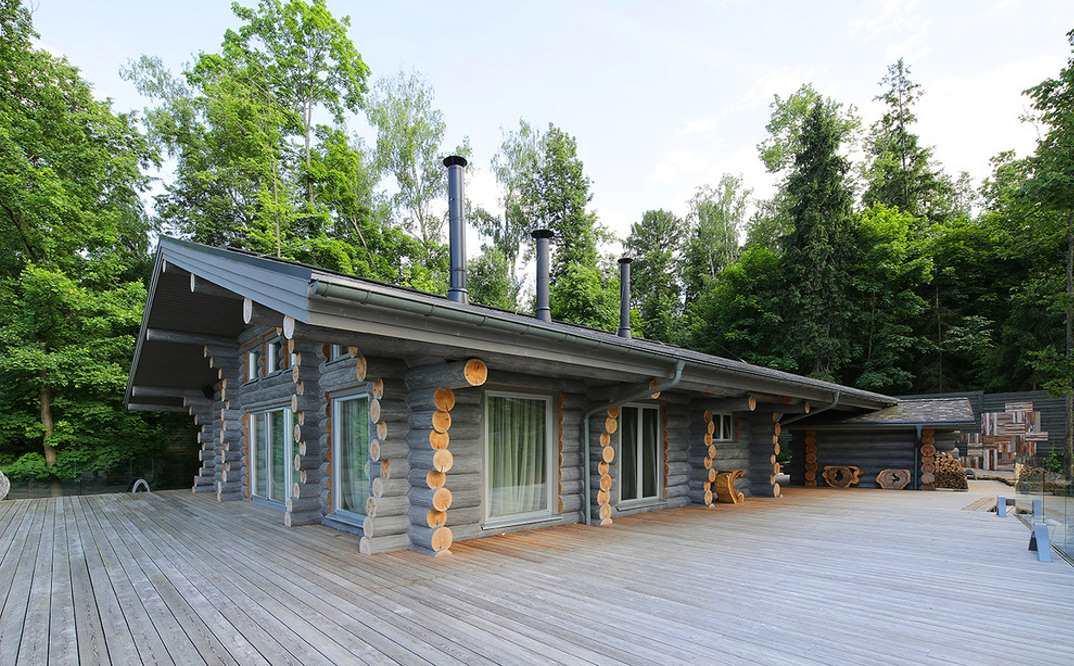 Архитектура в цветах: черный, серый, светло-серый, белый, темно-зеленый. Архитектура в стилях: минимализм, кантри, этника, экологический стиль, эклектика.