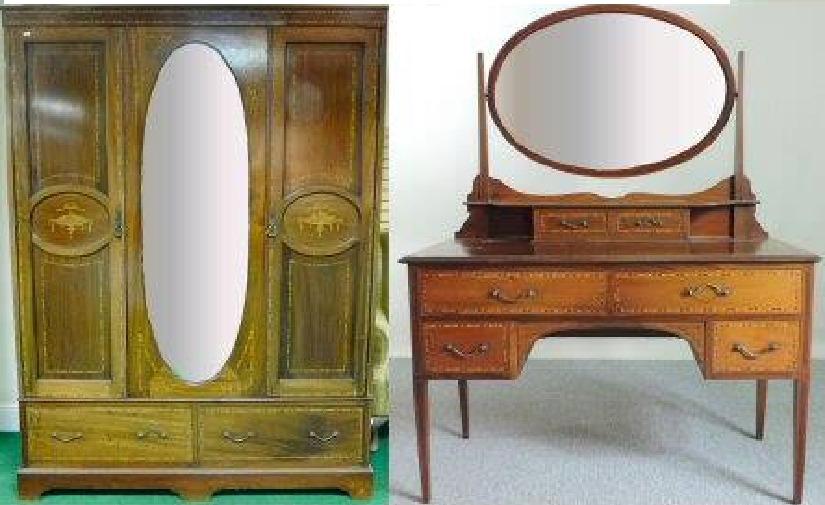 Мебель и предметы интерьера в цветах: серый, белый, темно-зеленый, коричневый, бежевый. Мебель и предметы интерьера в стилях: английские стили.