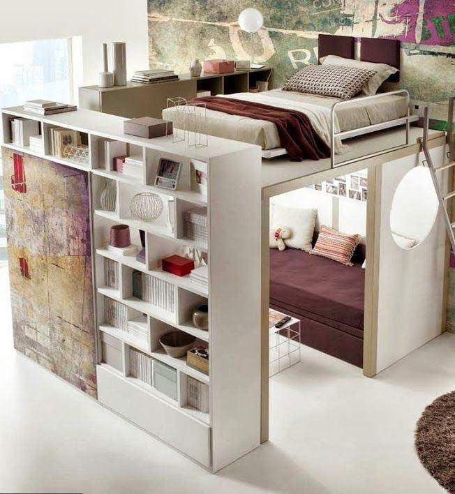 Мебель и предметы интерьера в цветах: серый, светло-серый, темно-коричневый, коричневый. Мебель и предметы интерьера в стиле лофт.