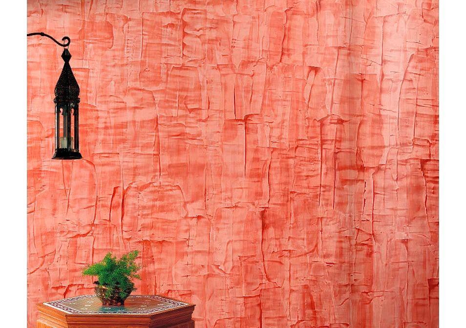Декор в цветах: красный, желтый, бордовый, бежевый. Декор в стилях: минимализм.