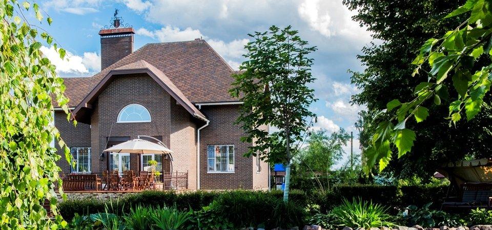 Как создать интерьер загородного дома в экостиле