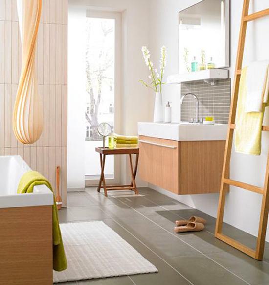 Мебель и предметы интерьера в цветах: желтый, серый, светло-серый, коричневый, бежевый. Мебель и предметы интерьера в стиле экологический стиль.