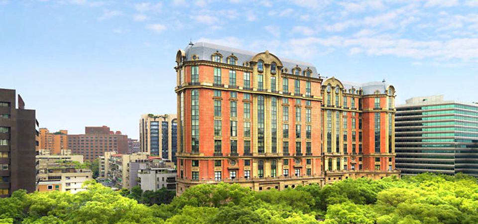 Роскошный отель Тайваня Mandarin Oriental и его интерьеры