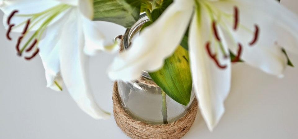 Удивительная трансформация банки ИКЕА в стильный садовый фонарик: мастер-класс