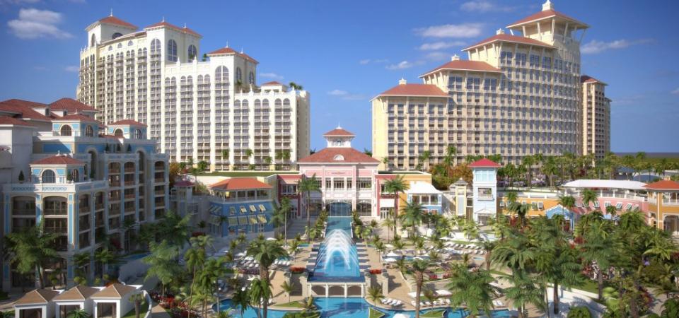 Отель недели: Baha Mar на Багамах