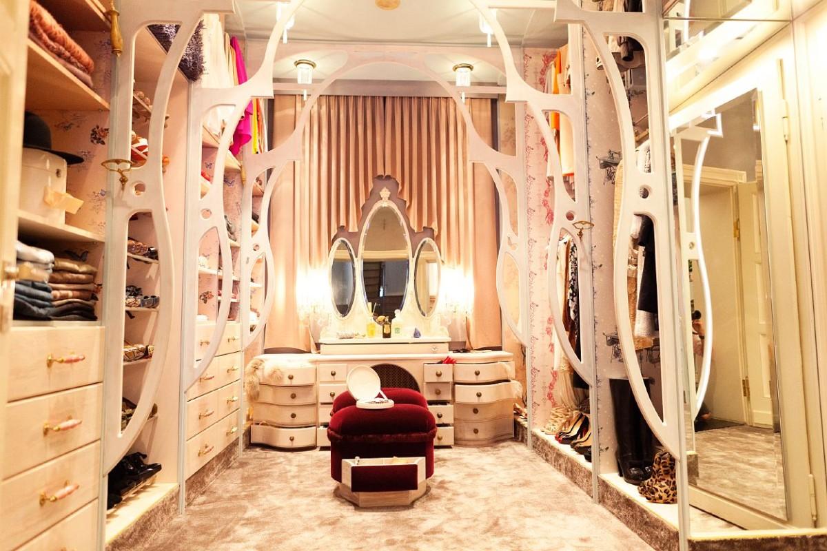 20 гардеробных, от которых можно сойти с ума