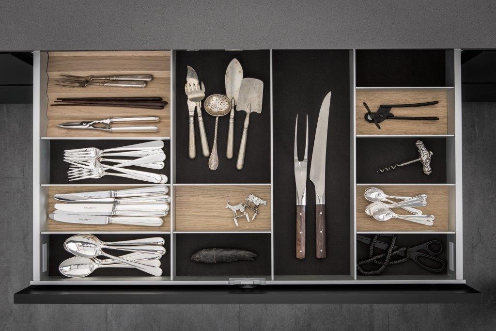 Как правильно хранить приборы на кухне