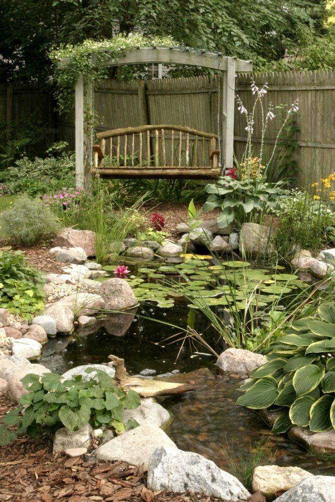 Сад и участок в  цветах:   Бежевый, Коричневый, Темно-зеленый, Темно-коричневый, Черный.  Сад и участок в  .