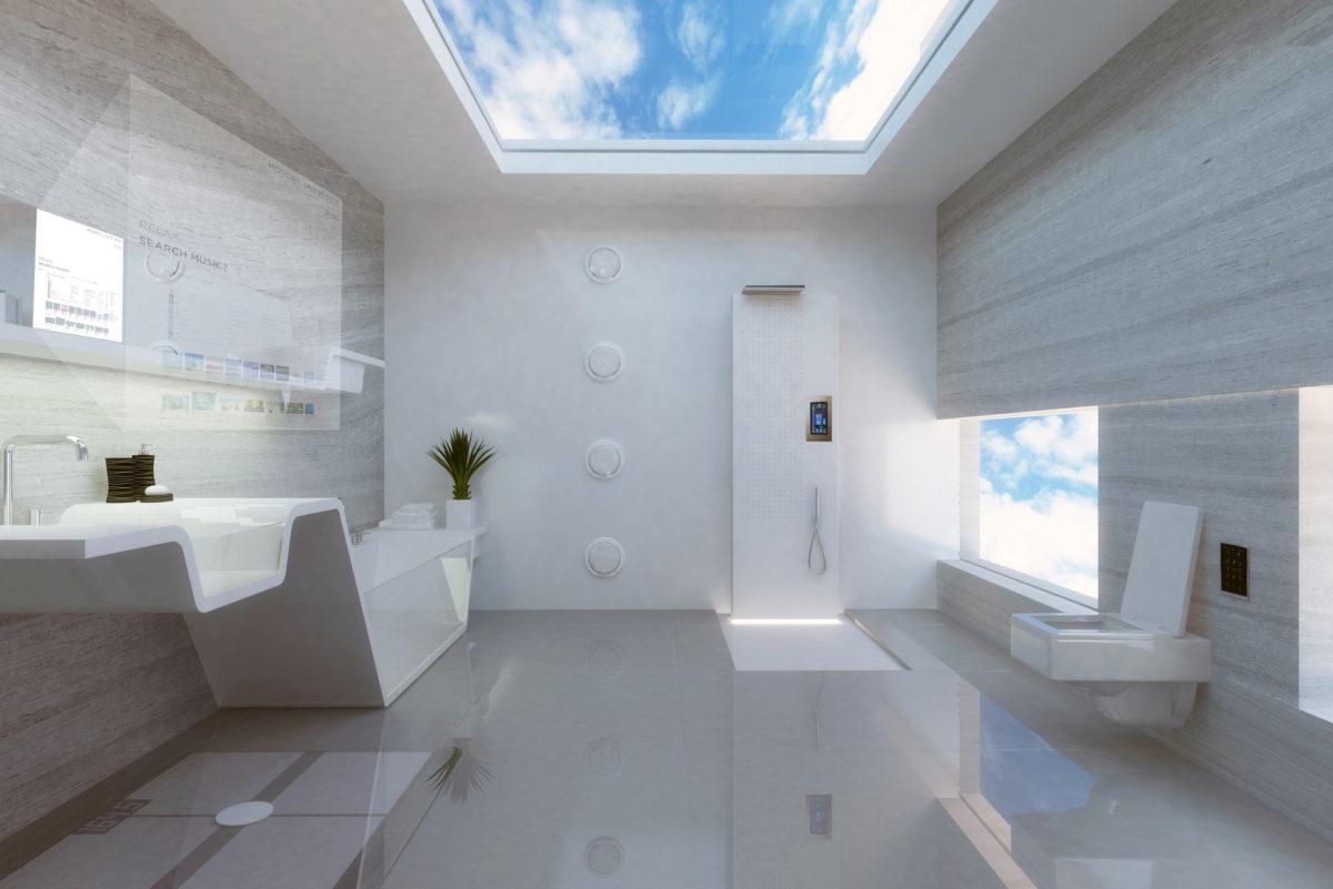 4 технологичных решения для ванной комнаты, которые ощутимо улучшат вашу жизнь