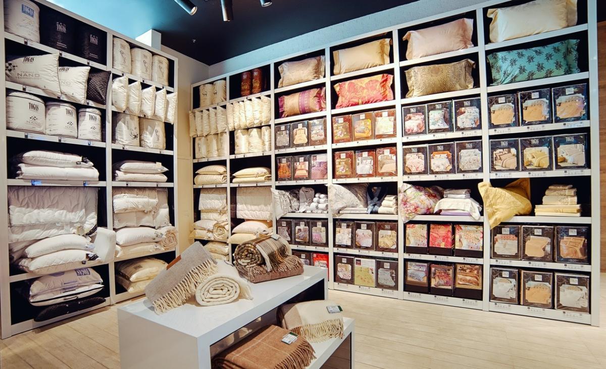 До 14 августа в Доме текстиля Togas скидки