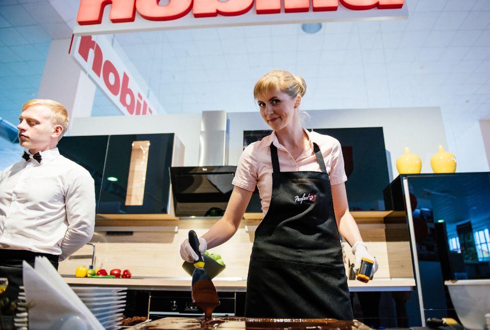 Немецкий кухонный бренд Nobilia открыл три новые студии в России