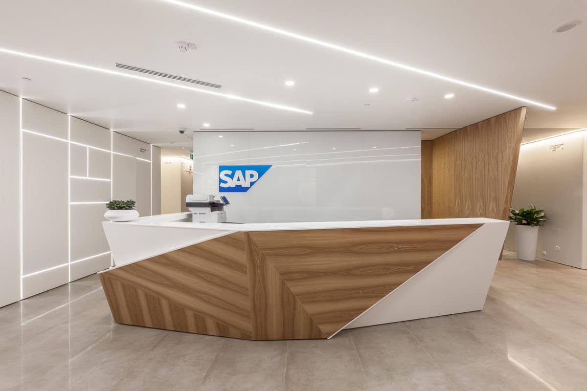 Как должно выглядеть современное рабочее пространство, или офис SAP