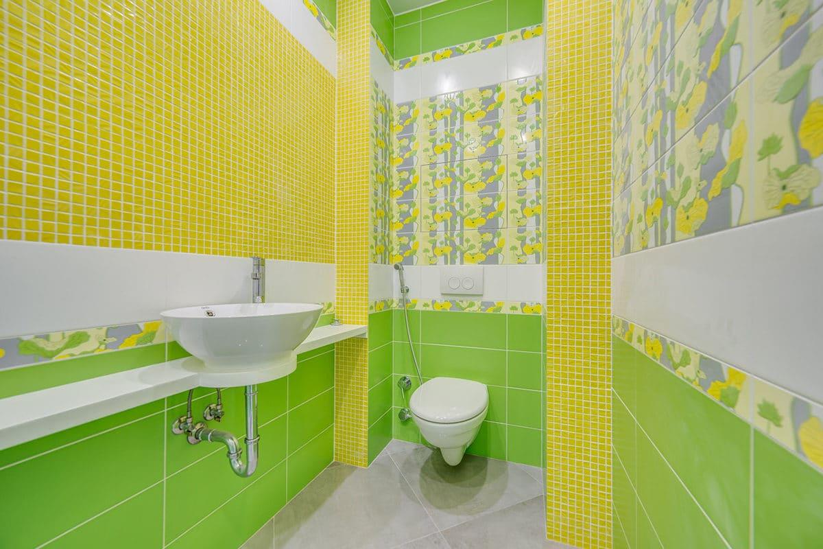 Какую плитку выбрать для ванной: 8 актуальных советов