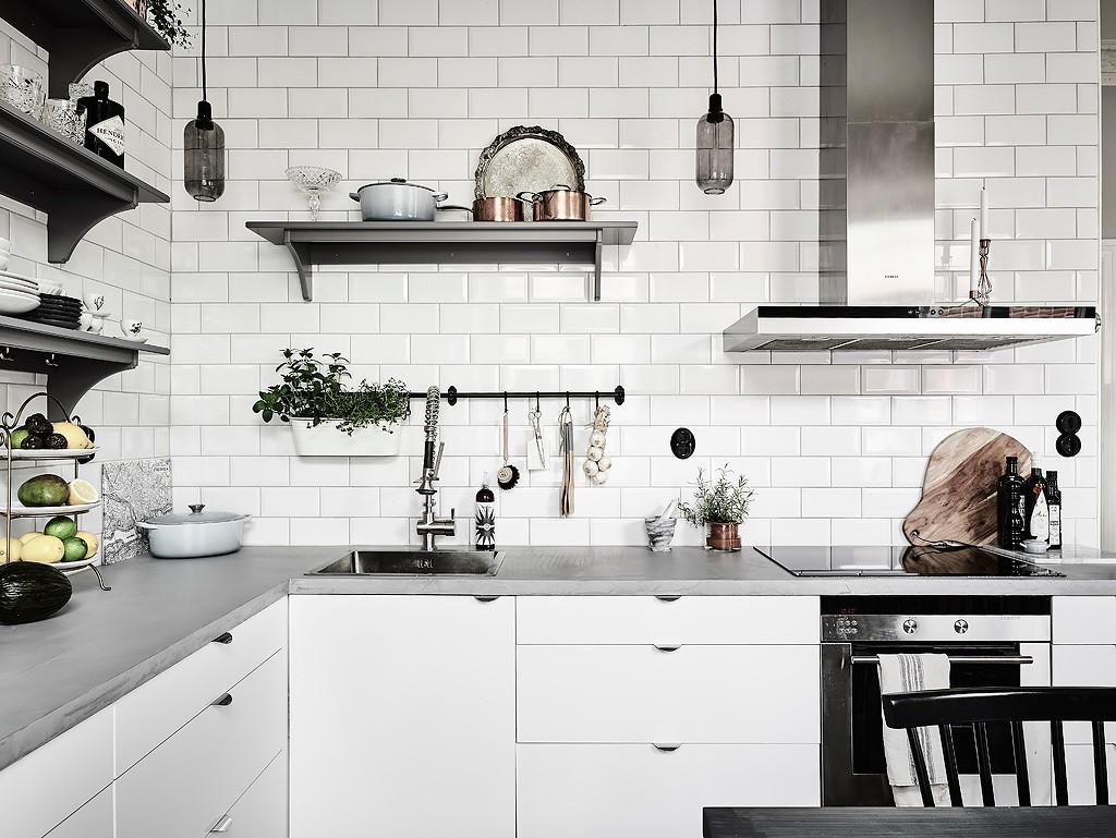 Как оформить кухню в скандинавском стиле: советы дизайнера