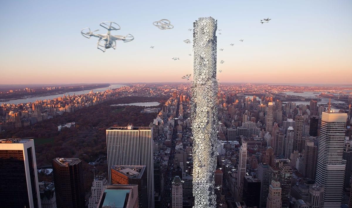 Дом для дронов: будущее наступает