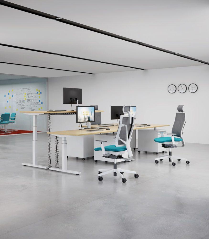 Интерьер современного офиса — организация рабочего пространства