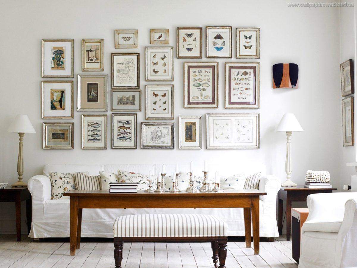 Картинки по запросу как очень оригинально украсить дом рамками?