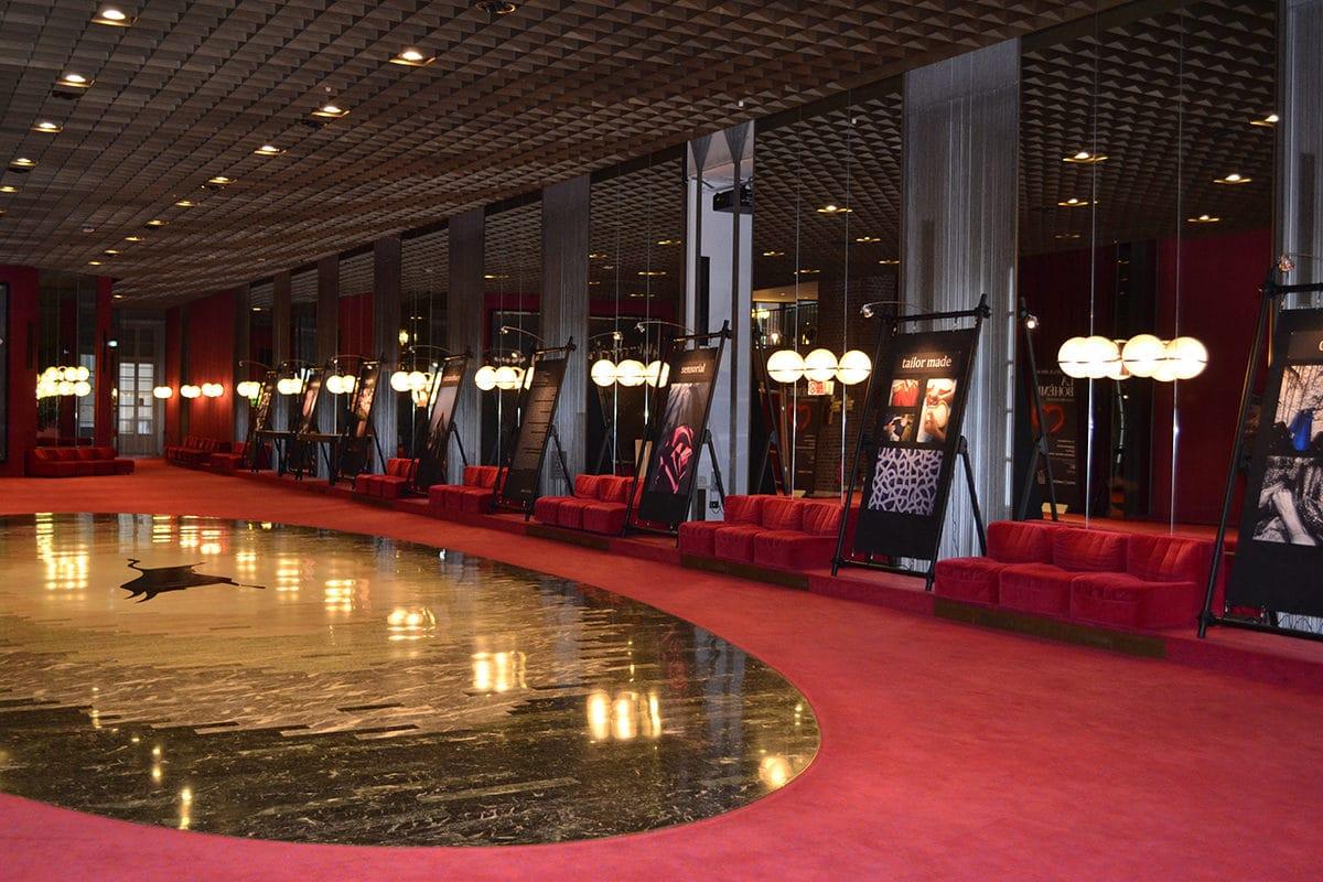 Материал компании Alcantara стал участником знаменитой оперы