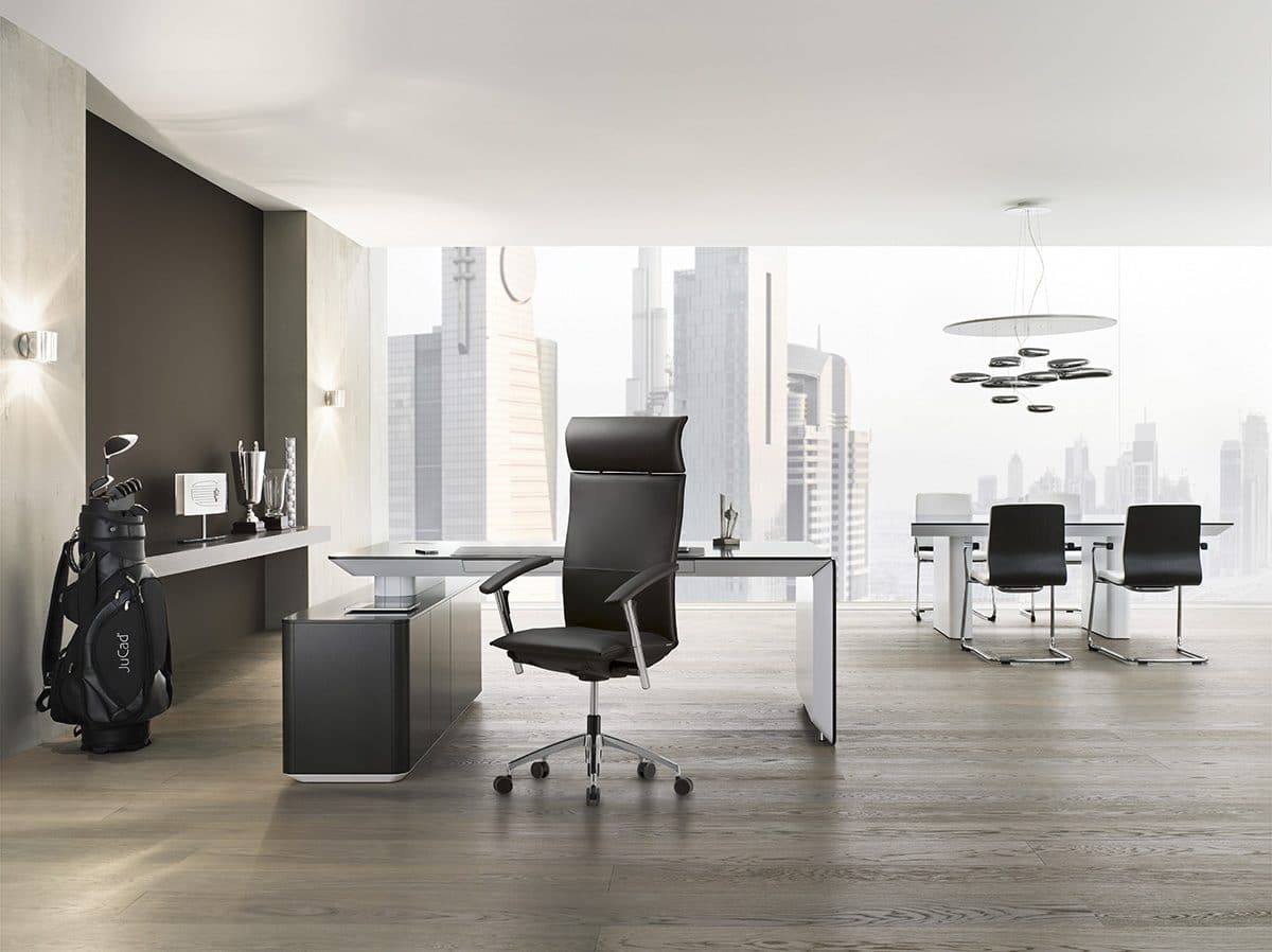 Кабинет современного руководителя — как правильно обустроить главную комнату офиса