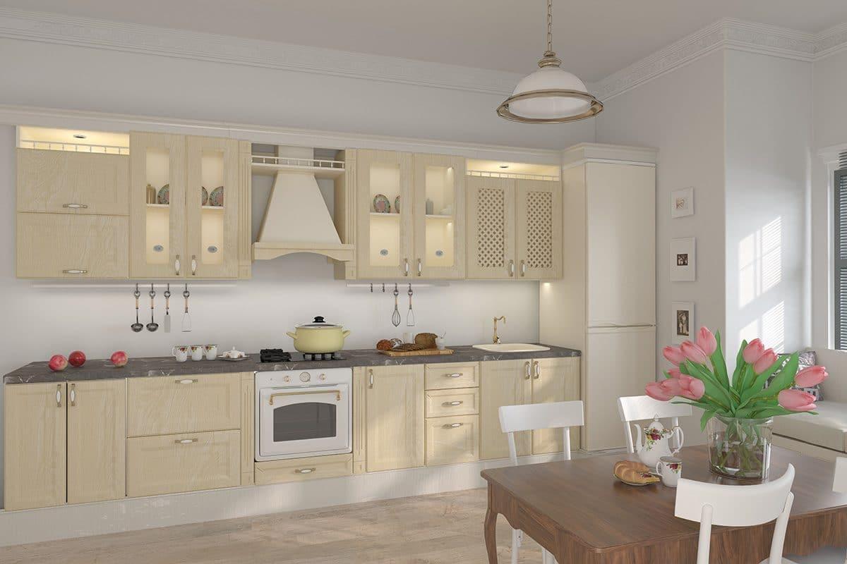 Идеи для кухонь от «Леруа Мерлен»