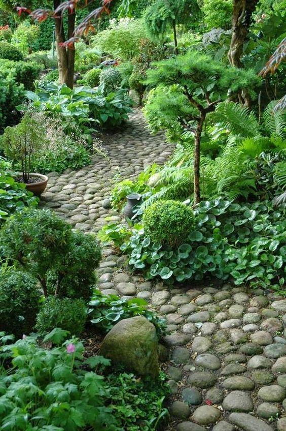 Сад и участок в  цветах:   Зеленый, Темно-зеленый.  Сад и участок в  .