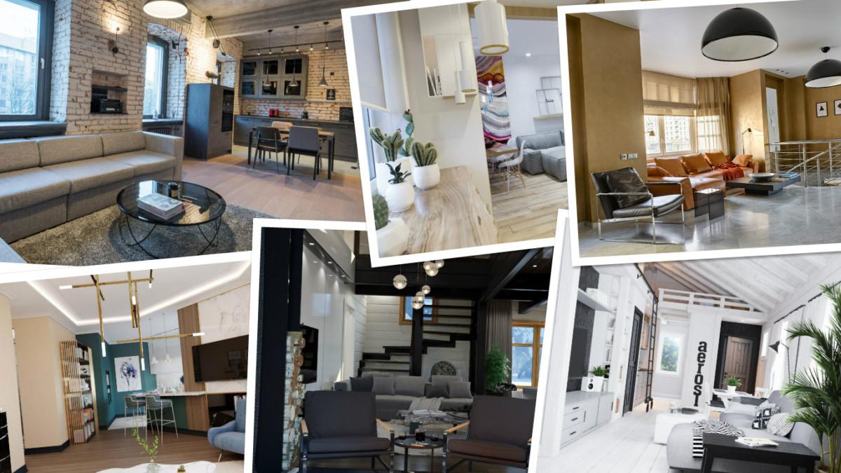 6 лучших домов и интерьеров мая-2017