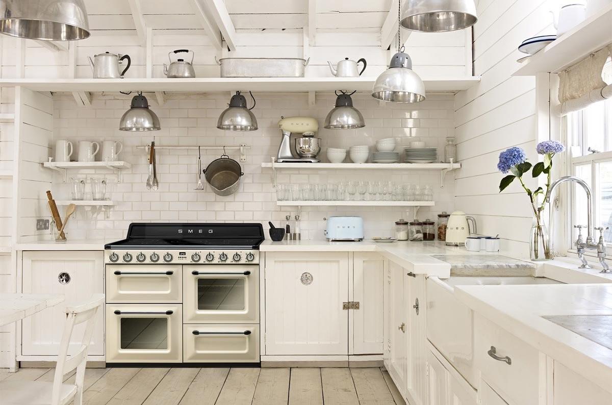 Новые кухонные идеи от Smeg, о которых в России давно мечтали