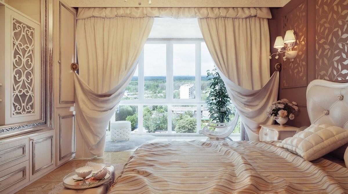 Как выбрать шторы: чем вдохновиться, с чем сочетать и как рассчитать расход ткани